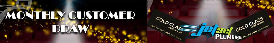 Monthly Customer Gold Class Giveaway